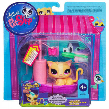 LITTLEST PET SHOP MAGIC MOTION FIGURA