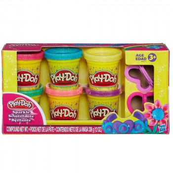 PLAY-DOH SJAJNI PLASTELIN