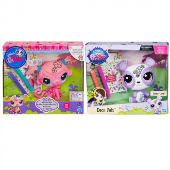 LITTLEST PET SHOP DECO PETS