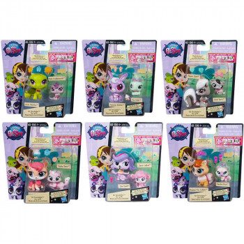 LITTLEST PET SHOP DRUGARI