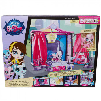 LITTLEST PET SHOP SET NA PISTI