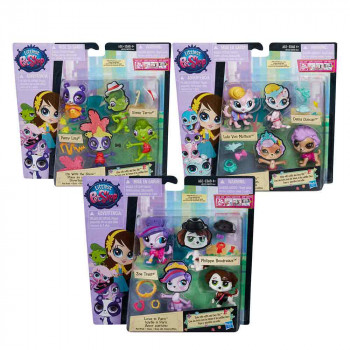 LITTLEST PET SHOP PAROVI