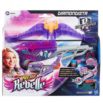 NERF REBELLE DIAMONDISTA