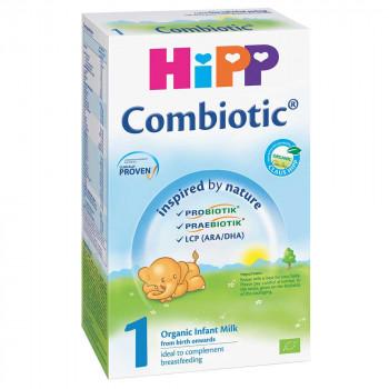 HIPP 1 COMBIOTIC, POČETNO MLEKO ZA ODOJČAD 300G 0M+