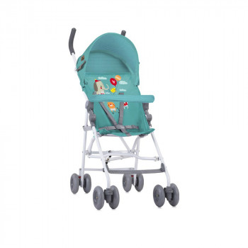LORELLI KOLICA LIGHT GREEN HAPPY ANIMALS