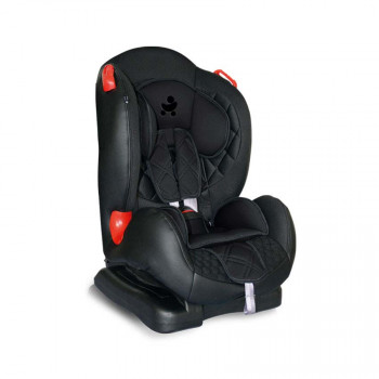 LORELLI  AUTOSEDISTE F1 9-25KG BLACK LEATHER