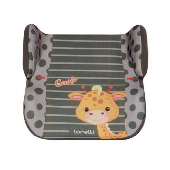 LORELLI  AUTOSEDISTE TOPO COMFORT 15-36 ANIMALS- GIRAFFE
