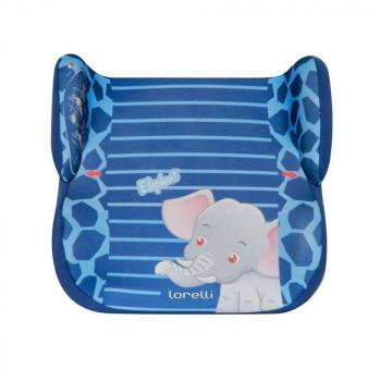 LORELLI  AUTOSEDISTE TOPO COMFORT 15-36 ANIMALS- ELEPHANT