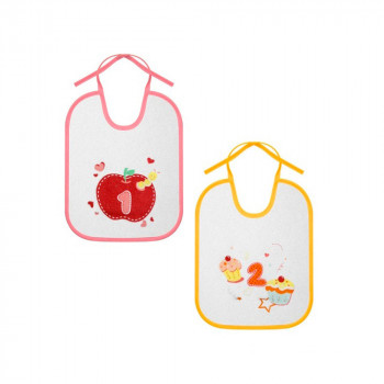 LORELLI BIBS 7 DAYS BIG 2954