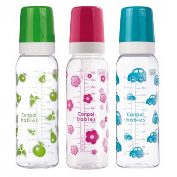 CANPOL BABY FLASICA 250ML 11/810