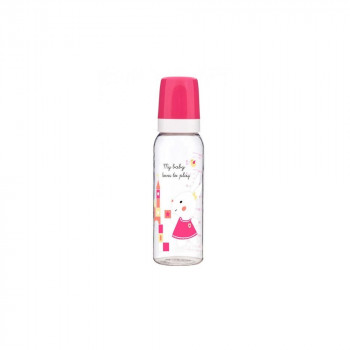 CANPOL FLASICA 250 ML SWEET FUN - PINK