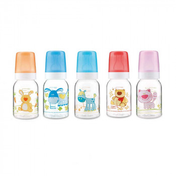 CANPOL BABY FLASICA 120ML11851 CHEERFUL ANIMALS