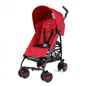 PEG PEREGO KOLICA MINI CLASSICO GEO RED 2017