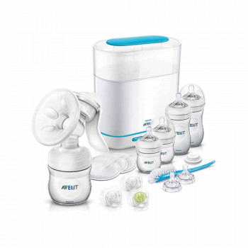 AVENT NATURAL STARTER SET ALL IN ONE