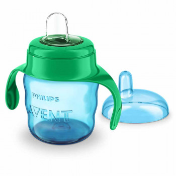 AVENT SPOUT CUP EASY SIP 7OZ/200ML 6M+ PLAVA 4371 PHILIPS