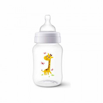 AVENT FLASICA CLASSIC PLUS 260ML ZIRAFA