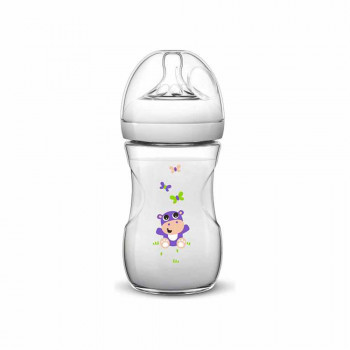 AVENT FLASICA NATURAL 260ML-HIPPO