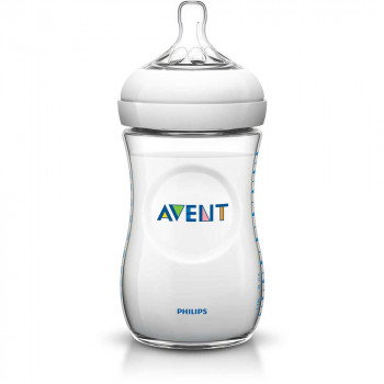AVENT FLASICA NATURAL 260ML 1545