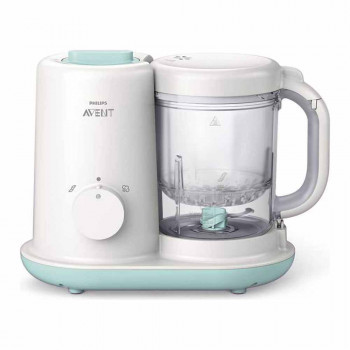 AVENT PHILIPS ESSENTIAL BABY FOOD MAKER-BLENDER