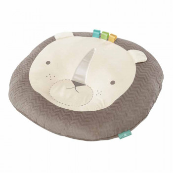 BRIGHT STARTS   JASTUK  LOUNGE BUDDIES INFANT POSITIONER - LION 10083