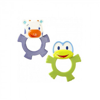 BRIGHT STARTS   DANCING TEETHER FRIENDS 10220