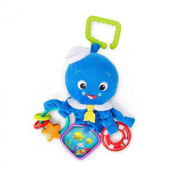 BRIGHT STARTS    IGRACKA ACTIVITY ARMS OCTOPUS 90664