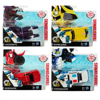 TRANSFORMERS FIGURA ONE STEP CHANGERS