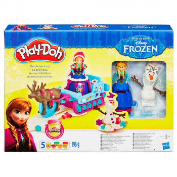 PLAY-DOH FROZEN SET SA SANKAMA