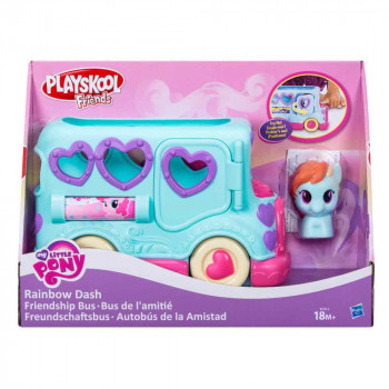 PLAYSKOOL MY LITTLE PONY AUTOBUS