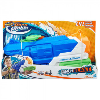 NERF SUPER SOAKER BREACH BLAST