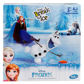 FROZEN SET DONT BREAK THE ICE
