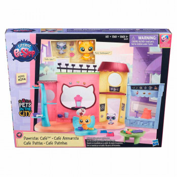 LITTLEST PET SHOP PET CAFE