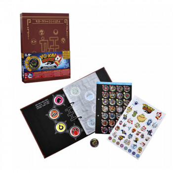 YO-KAI WATCH ALBUM ZA MEDALJONE