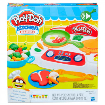 PLAY-DOH PLASTELIN KUHINJSKI SET