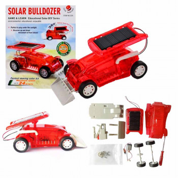 BEST LUCK SOLARNI AUTOMOBIL