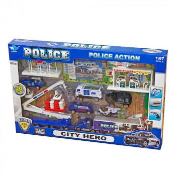 BEST LUCK POLICIJSKI SET