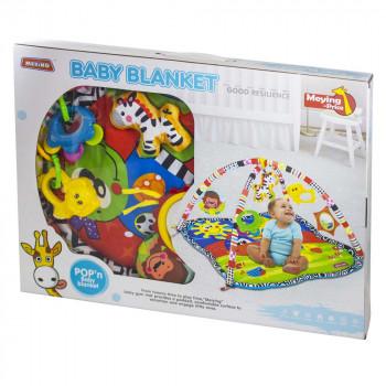BEST LUCK BABY GIMNASTIKA KONTRAST