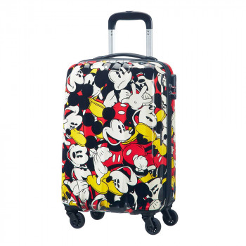 AMERICAN TOURISTER KOFER DISNEY LEGENDS-SPIN.55/20 ALFATWIST 2.0