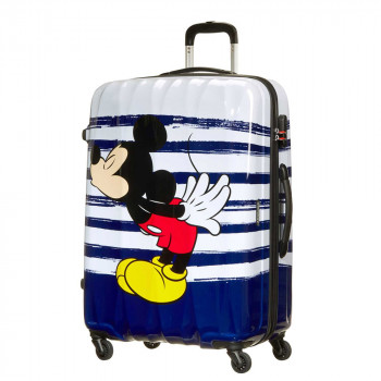 AMERICAN TOURISTER KOFER DISNEY LEGENDS-SPINNER 75/28 ALFATWIST