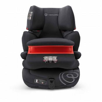 CONCORD TRANSFORMER PRO  MIDNIGHT BLACK AUTO SEDISTE(9-36KG), GRUPA I/II/III