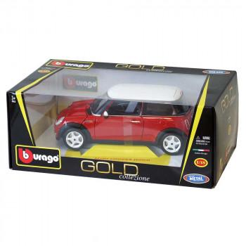 1:18 GOLD MINI COOPER