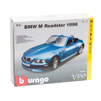 BURAGO KIT 1:24 - BMW M ROADSTER (1966)