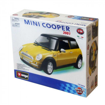 BURAGO KIT 1:24 MINI COOPER