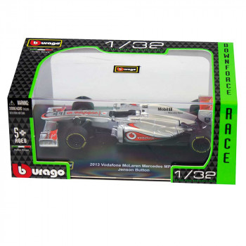 BURAGO  Downforce-McLaren Race Team 2013 1:32
