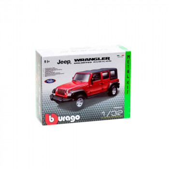 BURAGO JEEP WRANGLER KIT 1:32