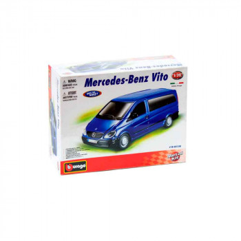 BURAGO STREET FIRE KIT-MERCEDES BENZ VITO 1:32