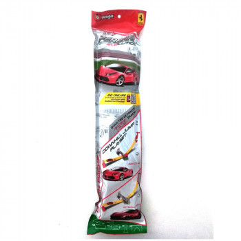 BURAGO FERRARI EVOLUTION TRUCK SET ASST