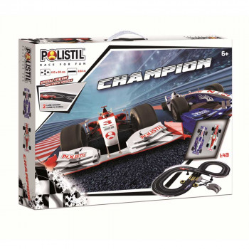 BURAGO CHAMPION SET - AT FORMULA 1/43
