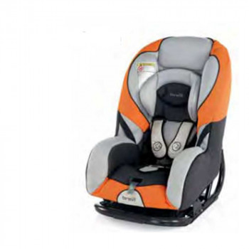 BREVI AUTOSEDISTE GP SILVERLINE 9-18KG ORANGE