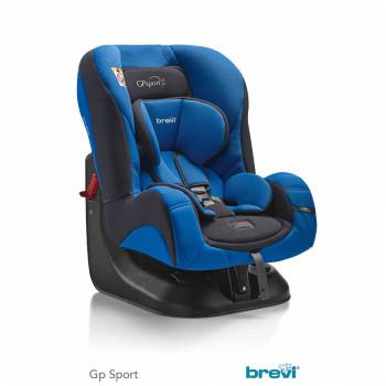 BREVI AUTOSEDISTE GP SPORT 0-18KG BLUE/PLAVO